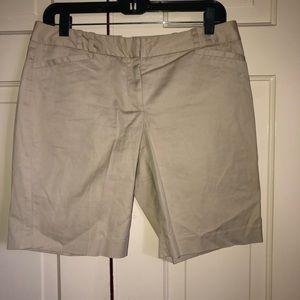 4 for $20.00 EUC The Limited cargo shorts khakis